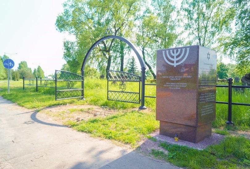 rokiskis jewish cemetery